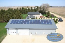 Solar Energy for Farms Iowa