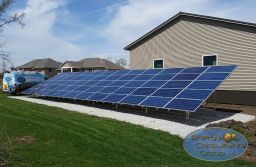 Residential Solar Installation Iowa