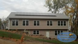 Residential Solar Power Roof Mount