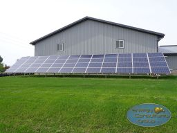 Solar Energy Installation Iowa