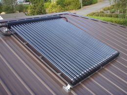 Solar Thermal Equipment Iowa
